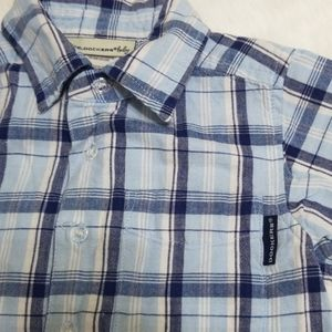 24 Month Dockers Short Sleeve Button Down